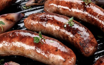 Sausage Links or Bacon or Half N' Half