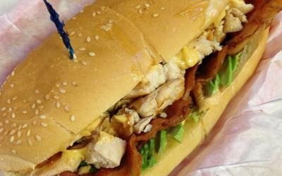 Chicken D-Light Sandwich