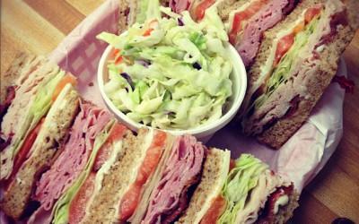 Cronies Club Sandwich