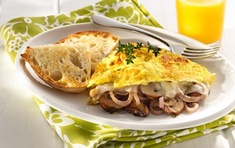 Omelets - Breakfast